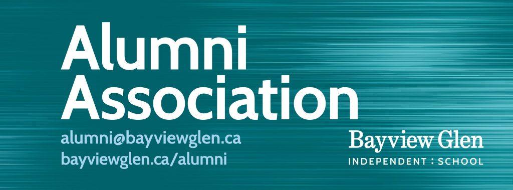 Alumni Association: Alumni@bayviewglen.ca,
