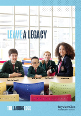 Leave a legacy booklet proposal