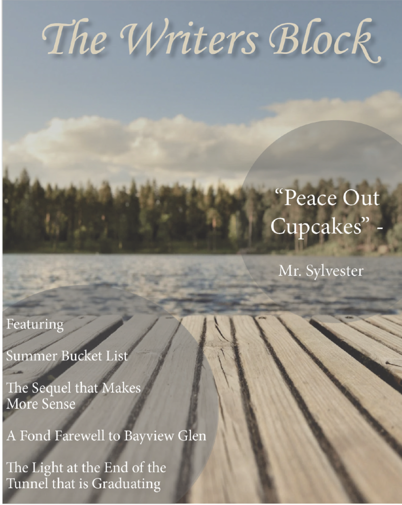 Writers Block Issue Seven