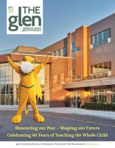 Sept 2021 The Glen Newsletter cover